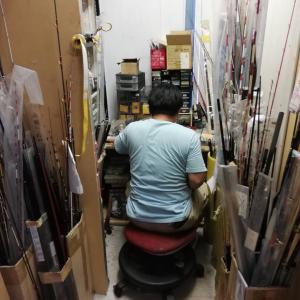 上島釣具店さんに行ってきた