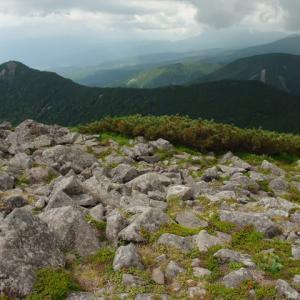 八ヶ岳、西岳〜編笠山の自然観察トレッキング♪