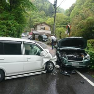 平成最後の日に交通事故