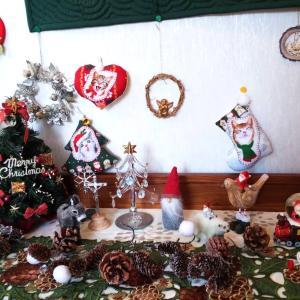 クリスマスディスプレイ nkさん