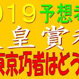 天皇賞秋2019消去法データ(過去10年)