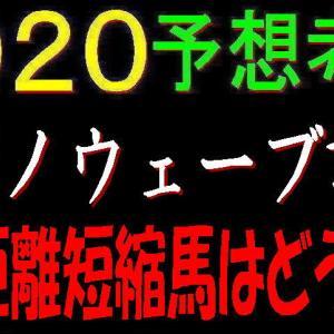 フジノウェーブ記念2020予想(大井競馬)|1400mならアノ大井巧者!