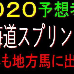 北海道スプリントカップ2020予想(門別競馬) 今年も地方馬に出番!?