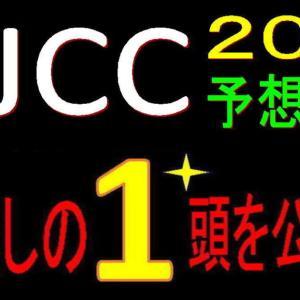 アメリカジョッキークラブカップ(AJCC)2021競馬予想|単穴で妙味のアノ馬!