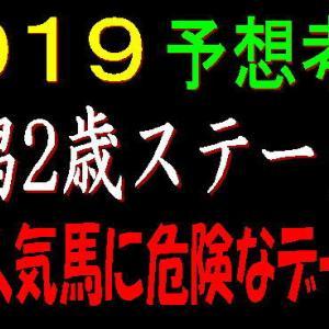 新潟2歳ステークス2019消去法データ(過去10年)