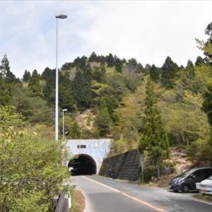 武平トンネル・滋賀県側 (No 2375)