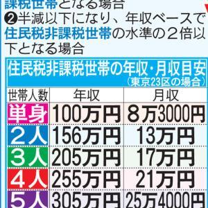 【新型コロナ】「給付30万円」誰がもらえるの?★10
