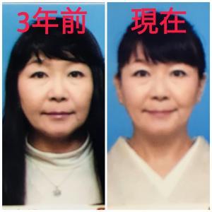 着物で運転免許証更新♪3年前との顔の変化はどうなった?