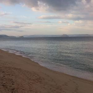 糸島半島の2日目と前日の漁港巡り