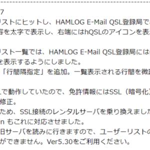 Hamlog_Ver5.30 にアップデートしたら、スーパーセキュリティにブロックされた件
