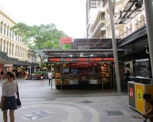 2020_ブリスベン旅行記その11(オアシスジュース店と、Memorial of Queenslanders )