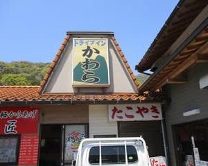 ごぼう天うどん「ドライブインかわら」福岡県田川郡香春町