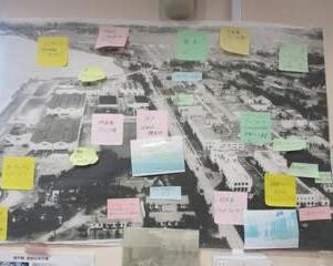 西戸崎には、「BRADY AIR BASE」があり、マリリンモンローも訪問した。