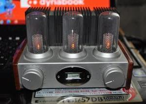 なんちゃって真空管風TRラジオ「OLD-500」FUZE(中華製)