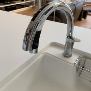 【入居後内覧会6】センサー付キッチン水栓ナビッシュの使い勝手