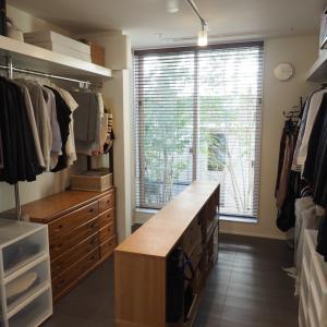 【入居後内覧会 9】クローゼットと洗面化粧室