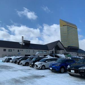 【旅ブログ】片道600キロ。車でスキーに行ってみた