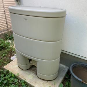雨水タンク「レインセラー」の中を覗いてみた