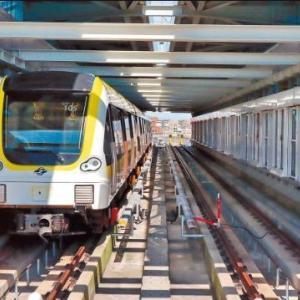 ますます便利!~新台北MRT環状線が開通試運転