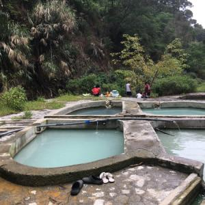 【ドゥマゲテSPEA親子留学体験記】ザ・秘湯!フィリピンの温泉に行ってきた【9日目】
