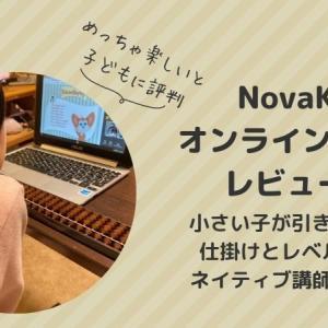 ネイティブ講師の子供オンライン英会話NovaKid(ノバキッド)は幼児・英語初心者におすすめ!4歳と8歳の体験レビュー