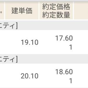 【米国VI】今回の利益はトータル+3,208円♬