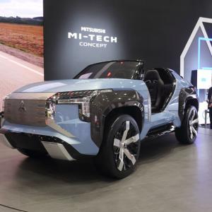 三菱 MI-TECH Concept
