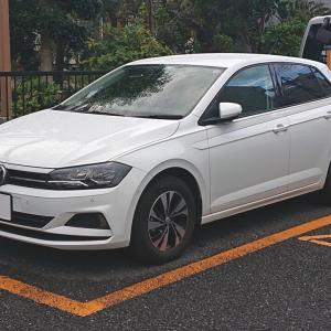 試乗) VW AW型 ポロ Comfortline