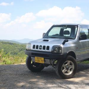 試乗)スズキ JB23W型 ジムニー 660 XC 4WD