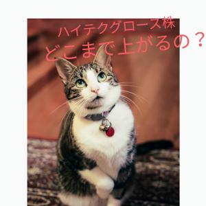 【コロナ渦】ハイテクグロース株が強すぎる件