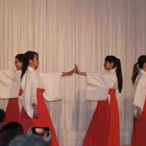 大祓祝詞の舞