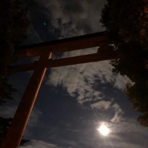 【観光おすすめスポット】ハーベストムーン下の川越夜散歩