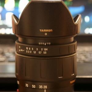 TAMRON AF 28-105mm F4-5.6 Aspherical IF(179D)