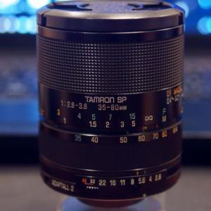 TAMRON SP 35-80mm F2.8-3.8 (01A)