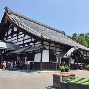 [京都府] 名勝方丈庭園と通天橋 東福寺