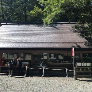 [長野県] 日本のアルプス上高地と穂高神社奥宮②