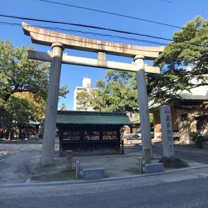 [愛知県] 名古屋市千種区今池にある高牟神社