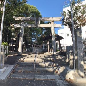 [愛知県] 名古屋市東区筒井にある物部神社