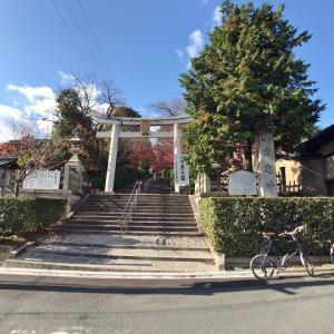[京都府] 黒住教の黒住宗忠を祀る 宗忠神社