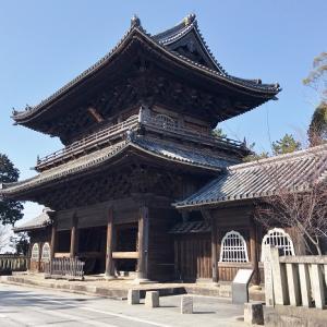 [愛知県] 歴代徳川氏の位牌がある菩提寺 大樹寺