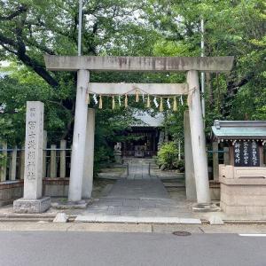 [愛知県] 名古屋市西区浅間町鎮座 冨士浅間神社