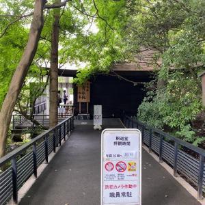 [東京都] 国宝白鳳佛を安置する釈迦堂 深大寺③