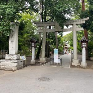 [東京都] ゲゲゲの鬼太郎が棲む森 布多天神社