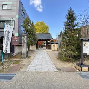 [岐阜県] 高山市随一の古刹 飛騨国分寺