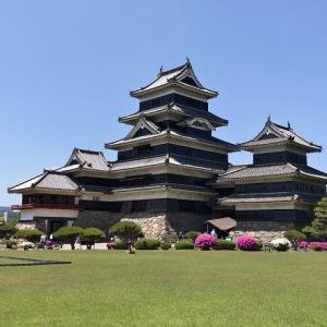[長野県] 現存する最古の天守② 国宝 松本城
