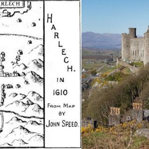 ハーレフ城 2.(イギリス)