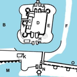 ケルフィリー城 3.(イギリス)