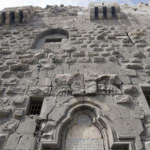 ダマスカスの城塞 4.(シリア)