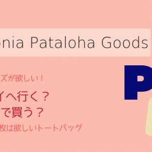 【パタゴニアLOVE】パタロハ製品が欲しい!おススメグッズと日本でも買える方法