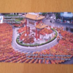 タイ(プーケット・バンコク)旅行記⑦(2013年1月)